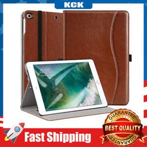 IPad 9.7 Inch Case PU Slim Folding Stand Folio Cover Auto Wake/Sleep iPad 5 6th