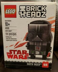 LEGO 41619 - BrickHeadz Star Wars Darth Vader Disney