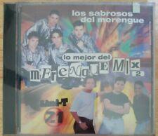 *NUEVO Y ORIGINAL* LOS SABROSOS DEL MERENGUE Y LIMI-T 21 (CD 1997)