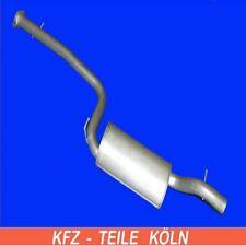 Ford  Focus /Kuga   Volvo S40 II/V50 - 2.0 TDCi/2.0 D Mittelschalldämpfer