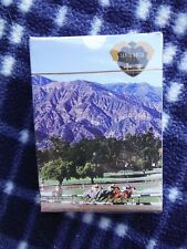 New_PLAYING CARDS DECK_Santa Anita Horse Racing Track_70th Anniversary_1934-2004