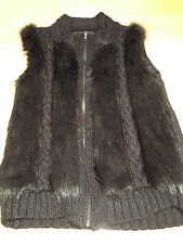 River Island Zip Casual Faux Fur Coats & Jackets for Women