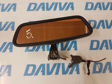 MERCEDES BENZ A-CLASS W176 2014 INTERIOR BACK REAR VIEW MIRROR AUTO DIMMING
