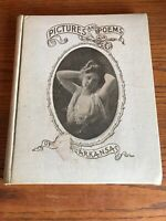 Pictures and Poems of Arkansas by Bernie Babcock 1908 First Edition RARE