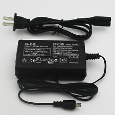 CA-110 CA-110E Adapter Charger + Power Cable for CANON VIXIA HF R400,R30,R300