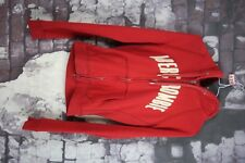 Abercrombie & fitch Red Hoodie size M No.C520 24/1