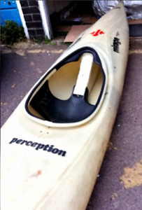 Perception mirage kayak