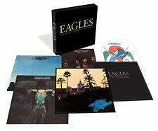 THE EAGLES - THE STUDIO ALBUMS 1972-79 LIMITED NUMBERED EDITION VINYL BOX SET