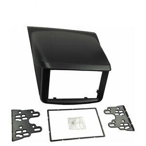 For Mitsubishi Pajero Sport Triton L200 Radio DVD 2 Din Stereo Panel Dash Kit