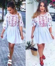 Zara Boho Plus Size Dresses for Women