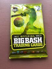 Offical Big Bash Cricket Trading Cards Sealed Pack