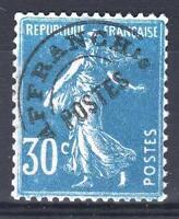 "FRANCE PREOBLITERE MAURY 56 b "" SEMEUSE 30c VARIETE E CROCHET "" NEUFxx TTB P407"
