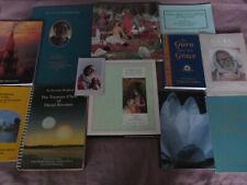Swami B.R. Sridhar Goswami Maharaja lot of 11 VERY RARE books w/ photo VAISHNAVA