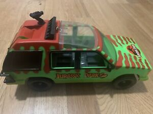 Jurassic Park Jungle Explorer Kenner 1993 Vehicles Incomplete