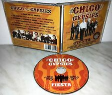 CD CHICO AND THE GYPSIES - FIESTA