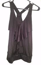 Forever 21 NWT Woman's Black Sleeveless Shirt Size M