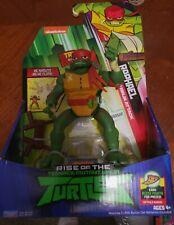 Teenage Mutant Ninja Turtles Side Flippin Raphael Nickelodeon Moc Playmates Tmnt