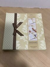 Hallmark Wedding Keepsake Journal/Memory Book, Instant Memory Book, Brand New!