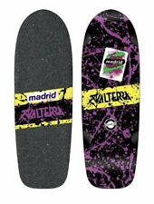 Madrid X Valterra LIMITED EDITION BACK TO THE FUTURE Skateboard Deck w/COA