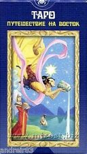 Tarot Cards of Journey to the Orient 78 cards + instruction Taro TC102