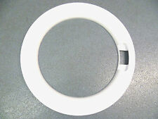 WASHING MACHINE OUTER DOOR TRIM FRONT FRAME BAUMATIC CAPLE SEE BELOW GLM32889
