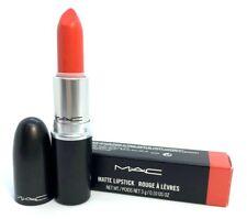 Mac Matte Lipstick ~ 628 Tropic Tonic ~ .10 oz