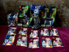 Star Wars Action Figures Lot Episode I/The Power Of The Force/Princess Leia/Epic