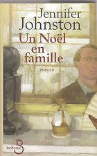 J. Johnston - UN NOËL EN FAMILLE - Belfond - 2009