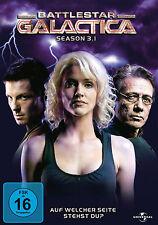 3 DVDs * BATTLESTAR GALACTICA - STAFFEL / SEASON 3.1 # NEU OVP +