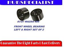 FRONT WHEEL BEARING 83-87 MAZDA 626(FITS 83-90 FORD ESCORT)513014-051-3852-SET 2