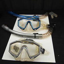 New listing Set of 2 Body Glove Adult Lucent P Sport Snorkel & Mask - Adult Small