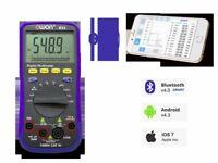 OWON B33 Bluetooth 4.0 AC / DC Voltage Digital Universal Multimeter