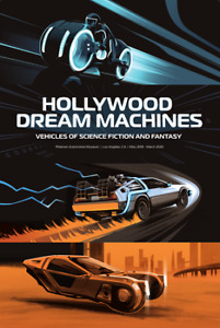 Petersen Poster - Hollywood Dream Machines