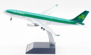 1:200 InFlight Aer Lingus AIRBUS A330-200 Passenger Aircraft Diecast Plane Model