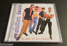 EVOLUTION DANCE / THE POWER OF LOVE (REMIXES) / PROMO CD / MINT