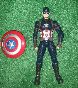 CAPTAIN AMERICA loose Marvel Legends Giant Man series Civil War