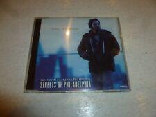 BRUCE SPRINGSTEEN - Streets Of Philadelphia - Deleted 1993 UK 4-track CD single