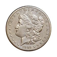1892 CC Morgan Silver Dollar - AU / Almost Uncirculated