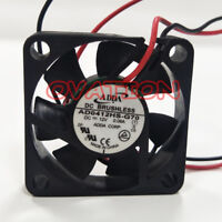 For ADDA AD0412MS-G70 4CM 40mm 4010 DC12V 0.08A best quiet silent cpu cooler fan