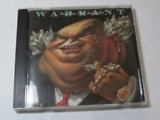 Dirty Rotten Filthy Stinking Rich by Warrant CD 1989 Columbia Records Down Boys