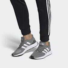 NEW $120 adidas SWIFT RUN RF SHOES FV5360 Grey Three / Cloud White / Core Black