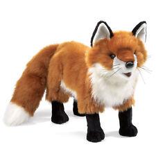 Rojo Fox cachorro 2876 45.7cm largo EEUU Folkmanis marioneta