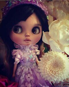 Onesweety Doll Takara Blythe silver snow SBL