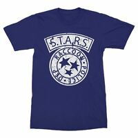 Resident Evil S.T.A.R.S. Vintage Shirt for STARS or Raccoon City PD Cosplay
