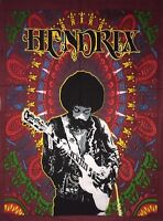 Hendrix Tapestry Wall Hanging Throw Poster Flag Cotton Textile 40*30 hippie Art