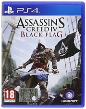 PS4 -- Assassin's Creed IV - Black Flag -- NUOVO