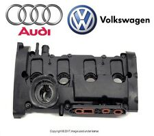 For VW Eos Jetta Passat Audi A3 TT Valve Cover w/ Gasket Genuine 06F 103 469 K