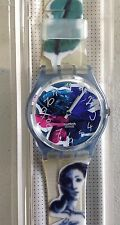 """SWATCH WATCH GN 122  """"PHOTOSHOOTING"""" 1992, New in box/mint condition"""