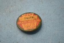 1924 Pa Pennsylvania Fishing License used well worn