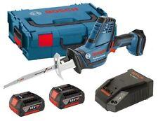 Scies sabres et alternatives électriques Bosch pour le bricolage 18V